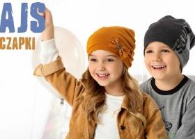 Детские шапки AJS - Весна 2020