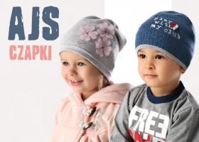 Детские шапки AJS - Весна 2018