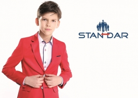 Костюмы для мальчиков STANDAR 2017